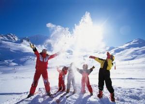 Семейный лыжный отдых без стресса