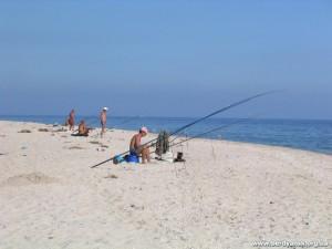 Какие существуют возможности для рыбалки и отдыха на Азовском море
