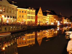 Бельгия - страна уединения и романтики!