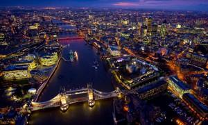 Прекрасный Лондон, Англия