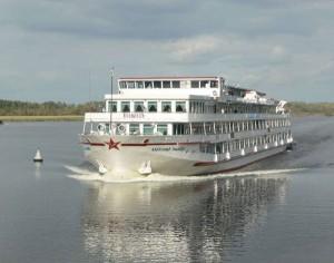 Туризм на реке Енисей!