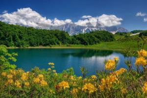 Сочи: священное озеро Хуко