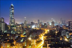 Эклектичный город Мумбаи