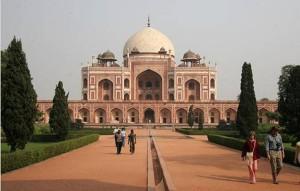 Путешествие в Нью-Дели, Индия