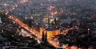 Путешествуем по Сараево