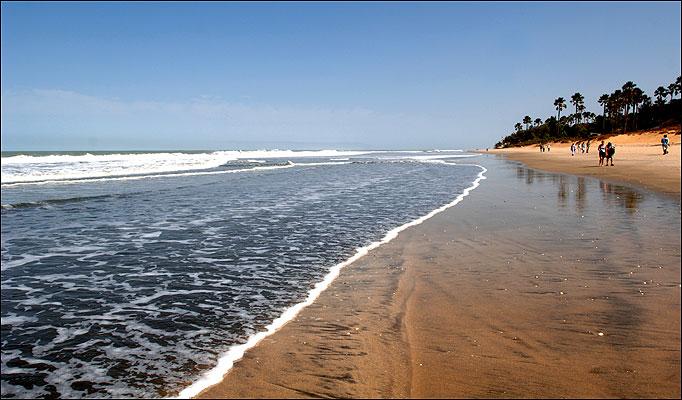 Гамбия - путешествуем по Африке